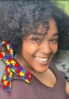 A photo of Shasha, a tutor from University of Southern Mississippi