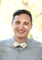 A photo of Aaron, a tutor from Millersville University