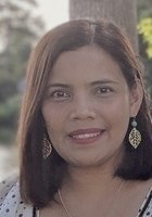A photo of Aileen, a tutor from Bachelor Degree