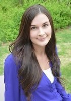 A photo of Megan, a tutor from Rogers State University