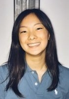 A photo of Megan, a tutor from Wagner College