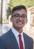 A photo of Zain, a tutor from The University of Texas at San Antonio