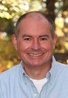 A photo of Richard, a tutor from Appalachian State University