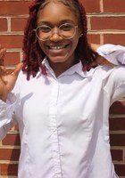 A photo of Tyesha, a tutor from West Virginia University Institute of Technology