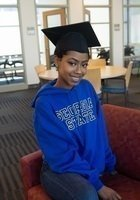 A photo of Aliyah, a tutor from Georgia State University