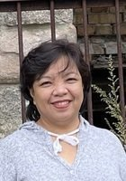A photo of Eunice, a tutor from United Doctors Medical Center Philippines