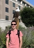 A photo of John, a tutor from American University