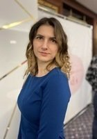 A photo of Mariia, a tutor from National medical University Kyiv Ukraine