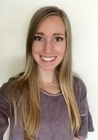 A photo of Kylie, a tutor from Brigham Young University-Provo