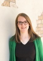 A photo of Rachel, a tutor from Utah Valley University