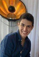 A photo of Antonio, a tutor from University of Colorado Boulder