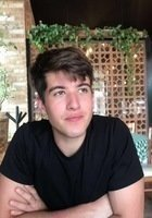 A photo of Levi, a tutor from University of Oklahoma Norman Campus