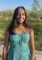 A photo of Samiksha, a tutor