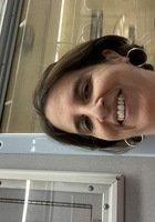 A photo of Elizabeth, a tutor from Boston University