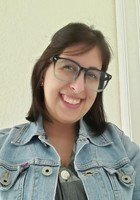 A photo of Jasmine, a tutor from Liberty University