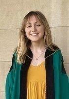 A photo of Tara, a tutor from Washington University in St Louis