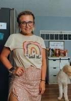 A photo of Jacie, a tutor