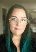 A photo of Sara, a tutor from Lindenwood University