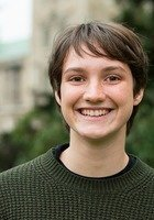 A photo of Anne, a tutor from Vassar College