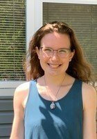 A photo of Mary, a tutor from University of Dayton