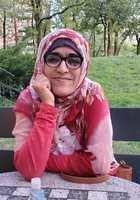 A photo of Mariam, a tutor from Yarmouk University