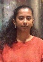 A photo of Kriti, a tutor from University of Washington-Seattle Campus