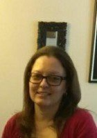 A photo of Maria, a tutor from Eastern Michigan University