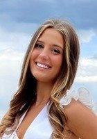 A photo of Stephanie, a tutor from SUNY at Binghamton