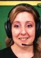 A photo of Amanda, a tutor from Northeastern State University