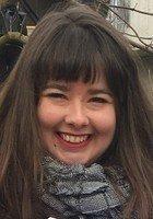 A photo of Elizabeth, a tutor