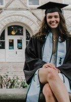 A photo of McKenna, a tutor from Tulane University of Louisiana