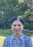 A photo of Shalini, a tutor from Colorado State University-Fort Collins