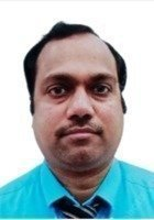 A photo of Sudhish, a tutor from Jawaharlal Nehru Technological University