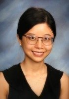A photo of Xiaowa, a tutor from South China Normal University