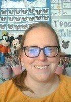 A photo of Juliann, a tutor
