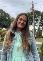 A photo of Melissa, a tutor from University of Connecticut