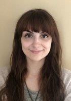 A photo of Kaitlyn, a tutor