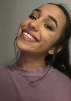 A photo of Maya Hernandez, a tutor from Arizona State University