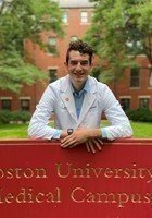 A photo of Noah, a tutor from University of Wisconsin-Madison