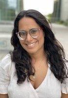 A photo of Sarah, a tutor from Florida International University