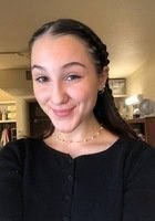 A photo of Natalie, a tutor from Rhodes College